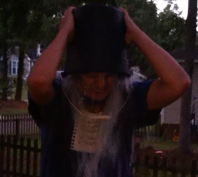 ALS Ice Bucket Challenge