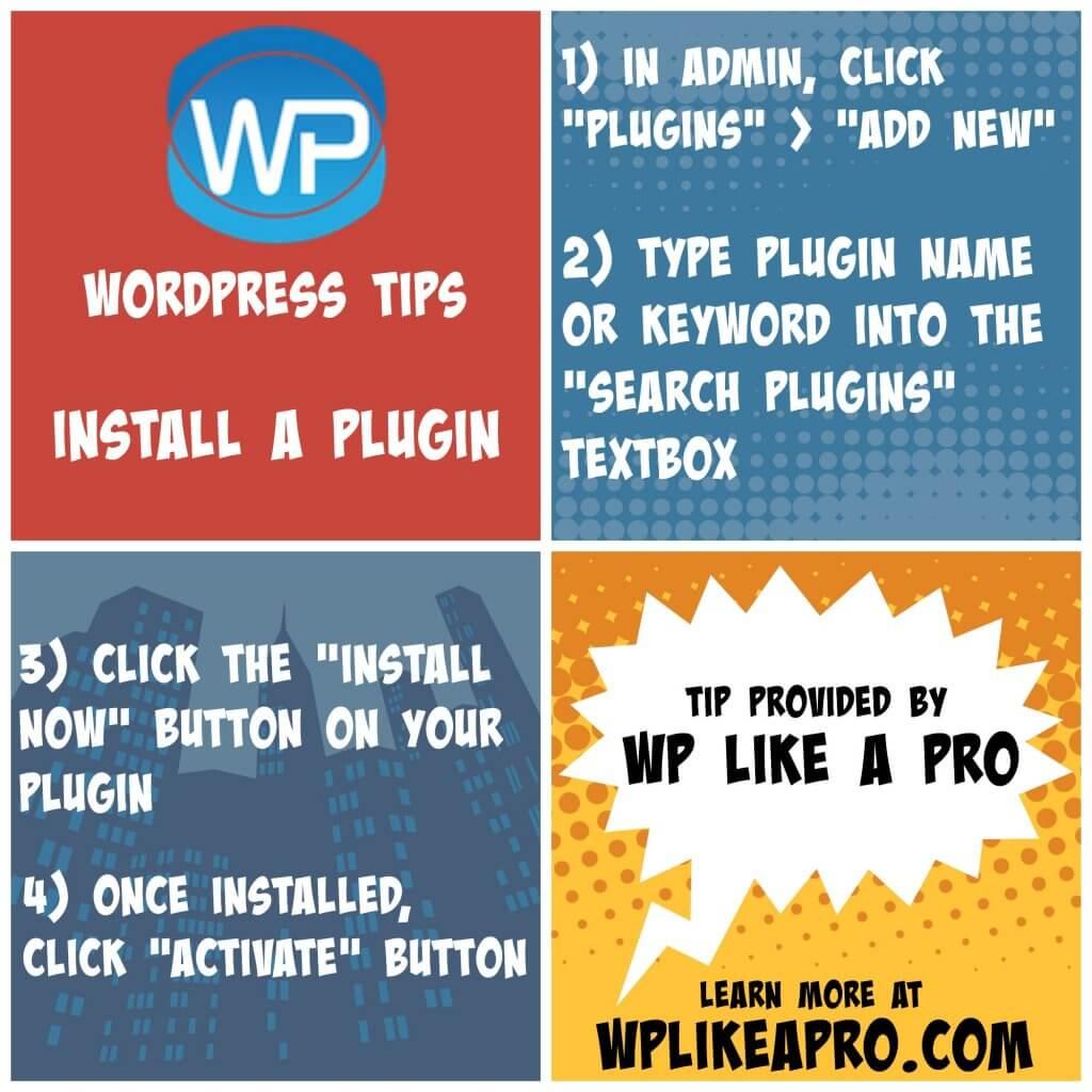 install a plugin